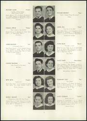 Page 8, 1944 Edition, Dansville Central School - Danua Yearbook (Dansville, NY) online yearbook collection