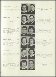 Page 9, 1944 Edition, Dansville Central School - Danua Yearbook (Dansville, NY) online yearbook collection