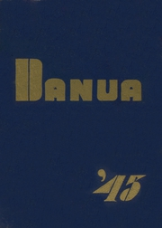 Page 1, 1945 Edition, Dansville Central School - Danua Yearbook (Dansville, NY) online yearbook collection