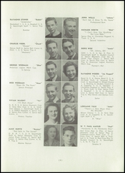 Page 11, 1945 Edition, Dansville Central School - Danua Yearbook (Dansville, NY) online yearbook collection