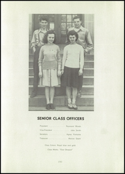 Page 7, 1945 Edition, Dansville Central School - Danua Yearbook (Dansville, NY) online yearbook collection