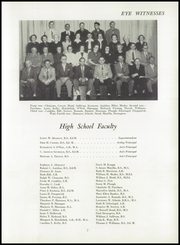 Page 11, 1952 Edition, Dansville Central School - Danua Yearbook (Dansville, NY) online yearbook collection