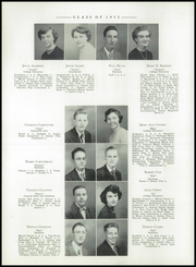Page 14, 1952 Edition, Dansville Central School - Danua Yearbook (Dansville, NY) online yearbook collection