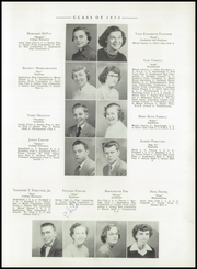 Page 15, 1952 Edition, Dansville Central School - Danua Yearbook (Dansville, NY) online yearbook collection