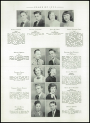 Page 16, 1952 Edition, Dansville Central School - Danua Yearbook (Dansville, NY) online yearbook collection