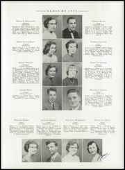 Page 17, 1952 Edition, Dansville Central School - Danua Yearbook (Dansville, NY) online yearbook collection