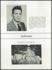 Page 8, 1952 Edition, Dansville Central School - Danua Yearbook (Dansville, NY) online yearbook collection