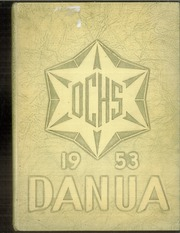 Page 1, 1953 Edition, Dansville Central School - Danua Yearbook (Dansville, NY) online yearbook collection