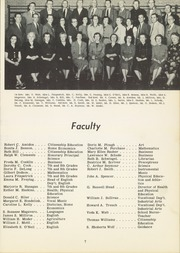 Page 11, 1953 Edition, Dansville Central School - Danua Yearbook (Dansville, NY) online yearbook collection