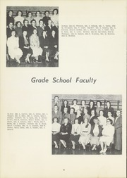 Page 12, 1953 Edition, Dansville Central School - Danua Yearbook (Dansville, NY) online yearbook collection