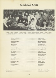 Page 14, 1953 Edition, Dansville Central School - Danua Yearbook (Dansville, NY) online yearbook collection