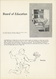 Page 9, 1953 Edition, Dansville Central School - Danua Yearbook (Dansville, NY) online yearbook collection