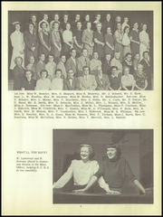 Page 11, 1955 Edition, Dansville Central School - Danua Yearbook (Dansville, NY) online yearbook collection