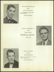 Page 16, 1955 Edition, Dansville Central School - Danua Yearbook (Dansville, NY) online yearbook collection
