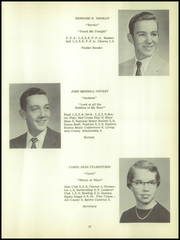 Page 17, 1955 Edition, Dansville Central School - Danua Yearbook (Dansville, NY) online yearbook collection