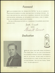 Page 6, 1955 Edition, Dansville Central School - Danua Yearbook (Dansville, NY) online yearbook collection