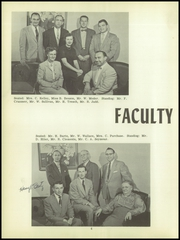 Page 8, 1955 Edition, Dansville Central School - Danua Yearbook (Dansville, NY) online yearbook collection