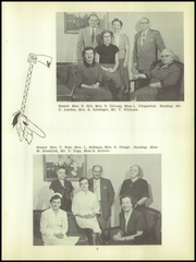Page 9, 1955 Edition, Dansville Central School - Danua Yearbook (Dansville, NY) online yearbook collection