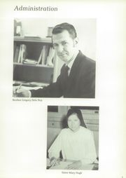 Page 13, 1972 Edition, Our Lady of Lourdes High School - Lourdean Yearbook (Poughkeepsie, NY) online yearbook collection