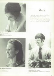 Page 17, 1972 Edition, Our Lady of Lourdes High School - Lourdean Yearbook (Poughkeepsie, NY) online yearbook collection