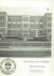 Page 5, 1972 Edition, Our Lady of Lourdes High School - Lourdean Yearbook (Poughkeepsie, NY) online yearbook collection