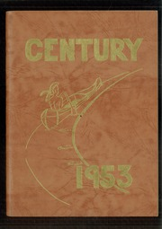 1953 Edition, Newfane High School - Century Yearbook (Newfane, NY)