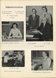 Page 11, 1955 Edition, Newfane High School - Century Yearbook (Newfane, NY) online yearbook collection