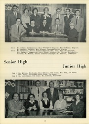 Page 14, 1955 Edition, Newfane High School - Century Yearbook (Newfane, NY) online yearbook collection