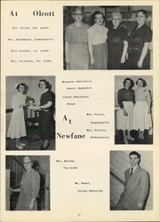 Page 17, 1955 Edition, Newfane High School - Century Yearbook (Newfane, NY) online yearbook collection