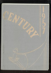 1957 Edition, Newfane High School - Century Yearbook (Newfane, NY)