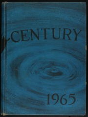 1965 Edition, Newfane High School - Century Yearbook (Newfane, NY)