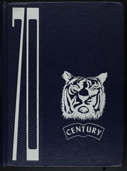 1970 Edition, Newfane High School - Century Yearbook (Newfane, NY)