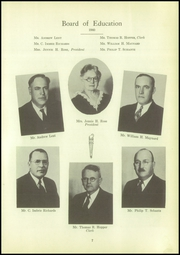 Page 11, 1940 Edition, Highland High School - Echo Yearbook (Highland, NY) online yearbook collection