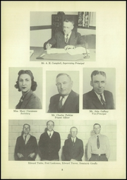 Page 12, 1940 Edition, Highland High School - Echo Yearbook (Highland, NY) online yearbook collection