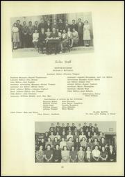 Page 14, 1940 Edition, Highland High School - Echo Yearbook (Highland, NY) online yearbook collection