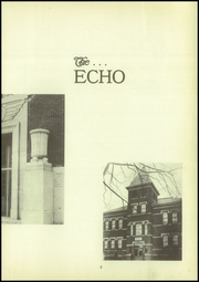 Page 7, 1940 Edition, Highland High School - Echo Yearbook (Highland, NY) online yearbook collection