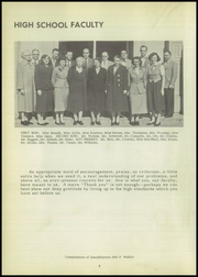 Page 12, 1953 Edition, Highland High School - Echo Yearbook (Highland, NY) online yearbook collection