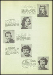 Page 17, 1953 Edition, Highland High School - Echo Yearbook (Highland, NY) online yearbook collection