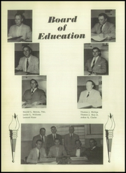 Page 12, 1956 Edition, Highland High School - Echo Yearbook (Highland, NY) online yearbook collection