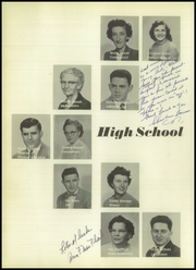 Page 14, 1956 Edition, Highland High School - Echo Yearbook (Highland, NY) online yearbook collection