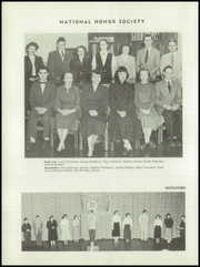 Page 14, 1950 Edition, Cazenovia Central High School - Owahgena Yearbook (Cazenovia, NY) online yearbook collection