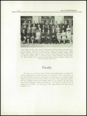 Page 10, 1941 Edition, Clinton Central High School - Clintonian Yearbook (Clinton, NY) online yearbook collection