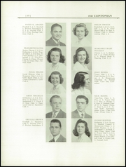 Page 12, 1941 Edition, Clinton Central High School - Clintonian Yearbook (Clinton, NY) online yearbook collection