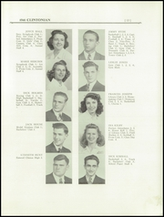 Page 15, 1941 Edition, Clinton Central High School - Clintonian Yearbook (Clinton, NY) online yearbook collection