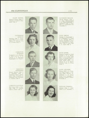 Page 17, 1941 Edition, Clinton Central High School - Clintonian Yearbook (Clinton, NY) online yearbook collection