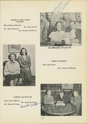 Page 15, 1948 Edition, Clinton Central High School - Clintonian Yearbook (Clinton, NY) online yearbook collection