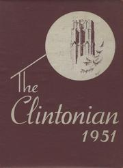 Page 1, 1951 Edition, Clinton Central High School - Clintonian Yearbook (Clinton, NY) online yearbook collection