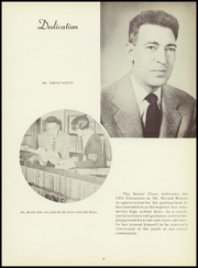 Page 7, 1951 Edition, Clinton Central High School - Clintonian Yearbook (Clinton, NY) online yearbook collection