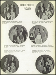 Page 11, 1952 Edition, Wayne Central High School - Eagle Yearbook (Ontario, NY) online yearbook collection