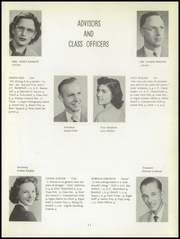 Page 15, 1952 Edition, Wayne Central High School - Eagle Yearbook (Ontario, NY) online yearbook collection